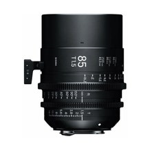 Sigma 85mm T1.5 FF High-Speed Prime - EF Mount