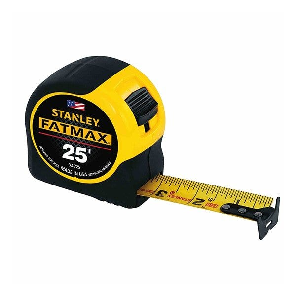 Stanley FatMax Tape Measure (Various Lengths)