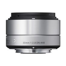 Sigma 30mm f/2.8 DN Lens - E-Mount (Silver)