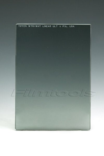 "Tiffen 4 x 5.65"" Ultra Pol Linear Polarizer Filter"
