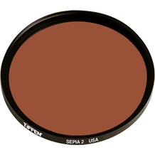Tiffen 58mm Sepia Solid Color 2 Filter