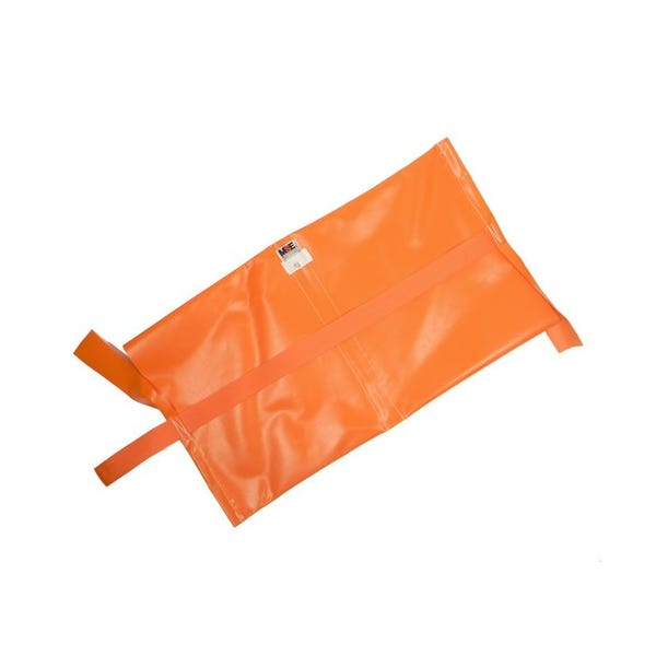 Matthews Studio Equipment 35 lbs Empty Water Repellant Sandbag - Orange