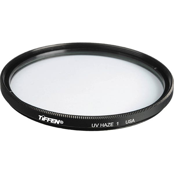 Tiffen 55mm UV (Ultraviolet) Haze 1 Filter