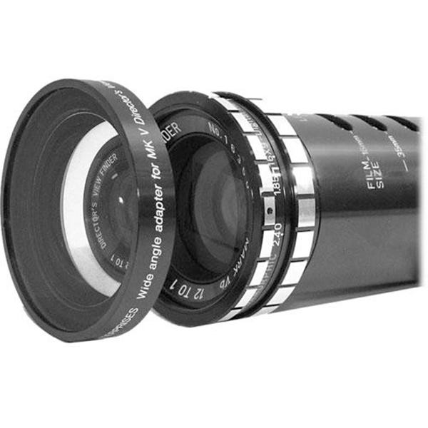 Alan Gordon Enterprises Mark V & Mark Vb Finder Wide Angle Lens.