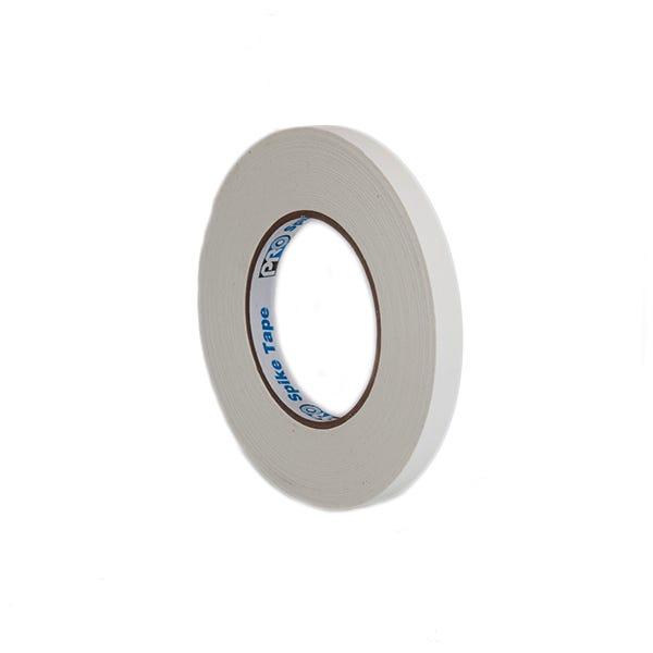 "Pro-Gaff 1/2"" Gaffer Tape (Cloth Spike Tape) - White"