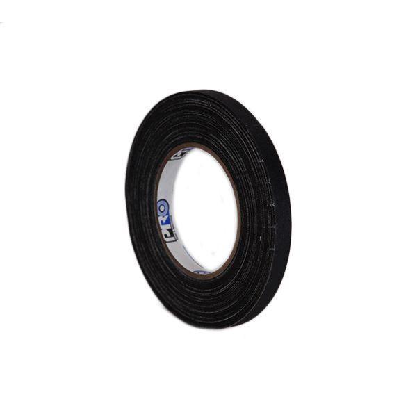 """Pro-Gaff 1/2"""" Gaffer Tape (Cloth Spike Tape) - Black"""
