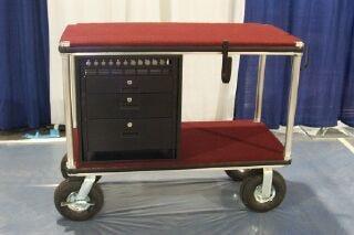 Filmtools 24x48 Senior Video Monitor Cart