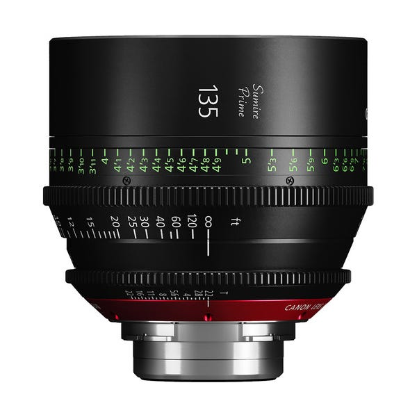 Canon 135mm Sumire Prime T2.2 - PL Mount