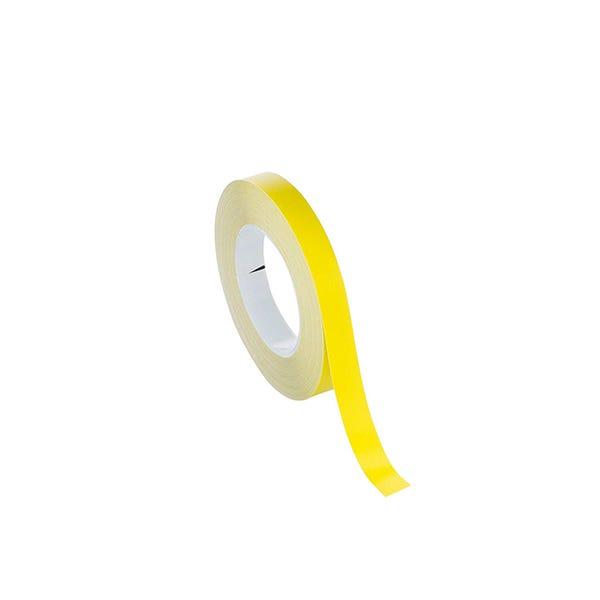 """ChartPak 1/4"""" Chart Tape - Matte Yellow"""
