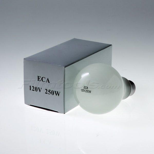Ushio ECA A-23 3200K Incandescent Projector Light Bulb 3200K (250W/120V)