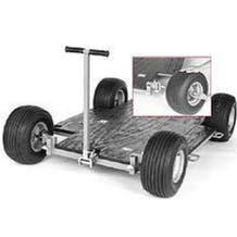 Matthews Studio Equipment Western Dolly w/ Pop-Off Wheels