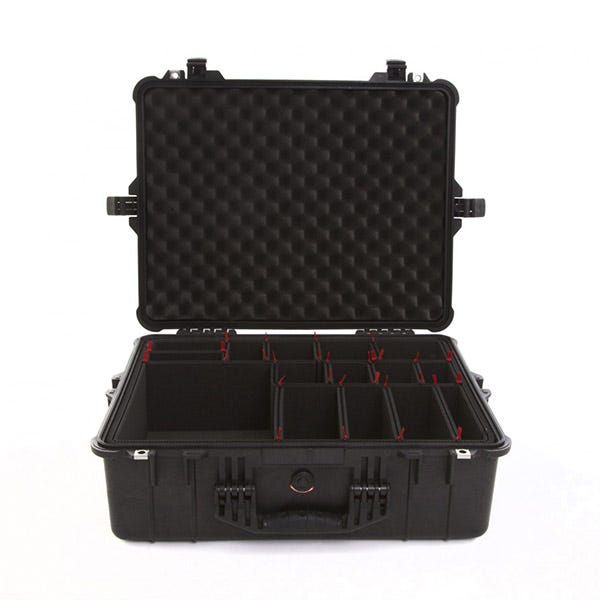 Pelican 1600 TrekPak Case
