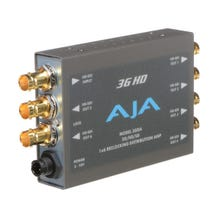 AJA 3GDA 3G-SDI 1x6 Reclocking Distribution Amplifier