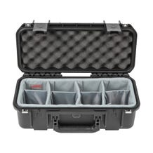 SKB iSeries 1706-6 Waterproof Utility Case with Think Tank Design Photo Dividers (Black)