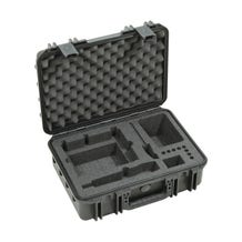 SKB iSeries Waterproof Sennheiser EW Wireless Microphone Case