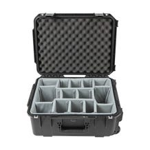 SKB iSeries 1914N-8DT Waterproof Case with Think Tank Dividers (Black)