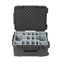 SKB iSeries 2015-10 Case with Think Tank Photo Dividers & Lid Foam (Black)