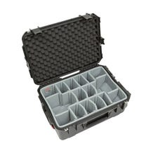 SKB iSeries 2215-8 Waterproof Utility Case with Wheels and Think Tank Photo Dividers (Black)