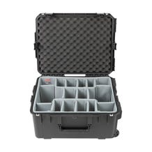 SKB iSeries 2217-10 Case with Think Tank Photo Dividers & Lid Foam (Black)