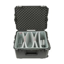 SKB iSeries 2217-12 Case with Think Tank Video Dividers & Lid Foam (Black)