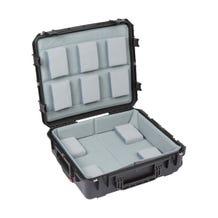 SKB iSeries 2421-7 Waterproof Case with Think Tank Padded Liner (Black)