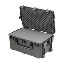 SKB iSeries 2918-14B-C Wheeled Waterproof Case (Black, Cubed Foam)