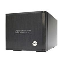 Oyen Digital Mobius Pro 2C 24TB 2-Bay USB 3.1 Gen 2 Type-C RAID Hard Drive Array
