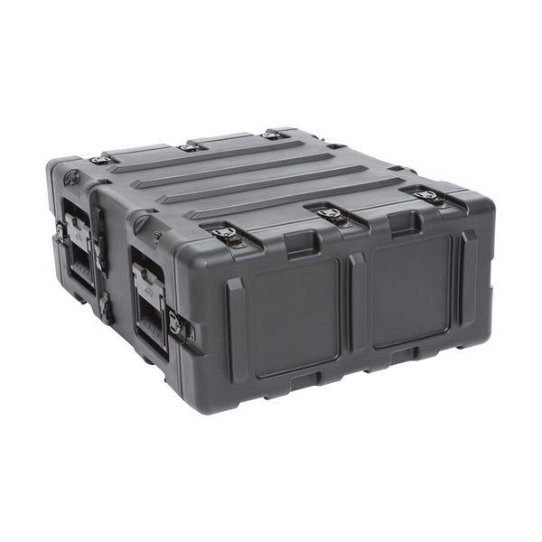 """SKB 3 RU Removable Shock Rack Transport Case - 20"""""""