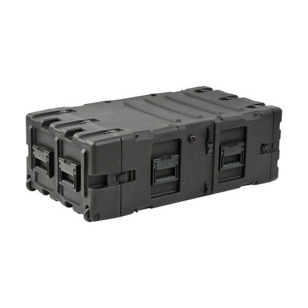 """SKB 5 RU Deep Static Shock Rack Transport Case - 30"""""""