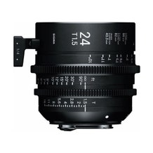 Sigma 24mm T1.5 FF High-Speed Prime - PL Mount
