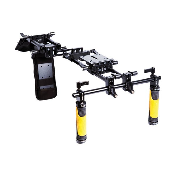 ikan Flyweight DSLR Offset Shoulder Rig Kit