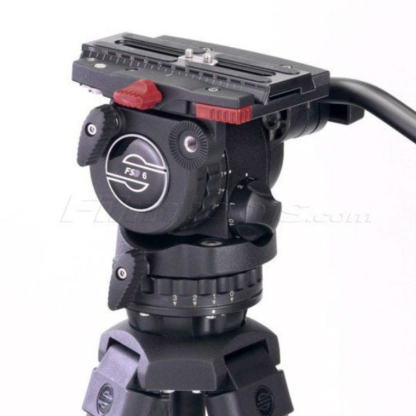 Sachtler Fluid Head FSB 6 0407