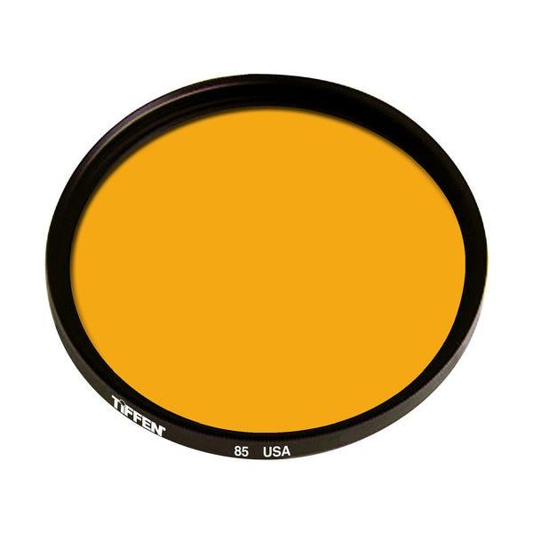 "Tiffen 4.5"" Round 85 Color Conversion Filter"