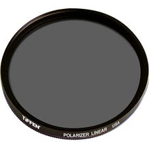 Tiffen 55mm Linear Polarizer Glass Filter