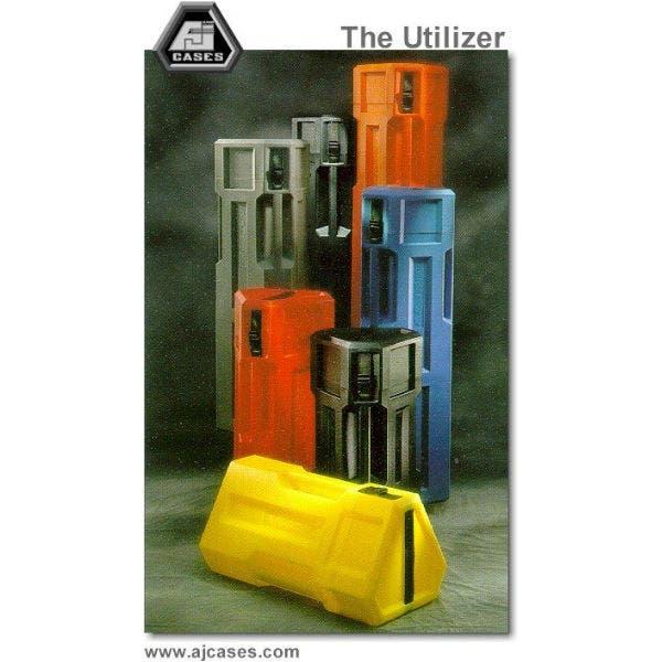 "Hard Tripod Case. The Utilizer by A&J Cases 9"" x 28"". Black"