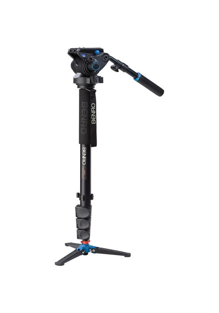 Benro A48FDS6 Video Monopod Kit