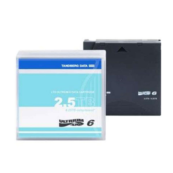 Tandberg 2.5TB LTO Ultrium 6 Data Cartridge