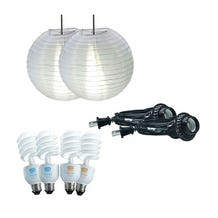 Filmtools Kino Flo Soft Light China Ball Kit