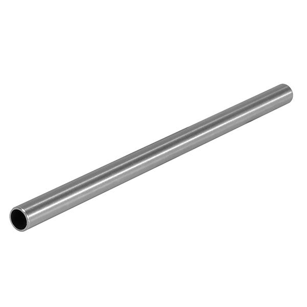 "Modern 12"" Stainless Steel Rod 5/8"""