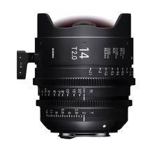 Sigma 14mm T2 FF High-Speed Prime - EF Mount