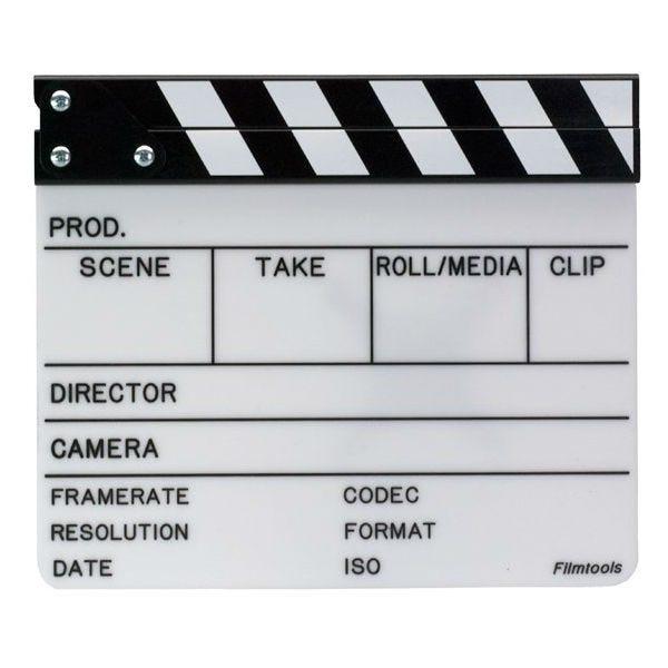 Filmtools Professional Video Slate