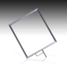 "Modern 21""x 24"" Flat Gel Frame"