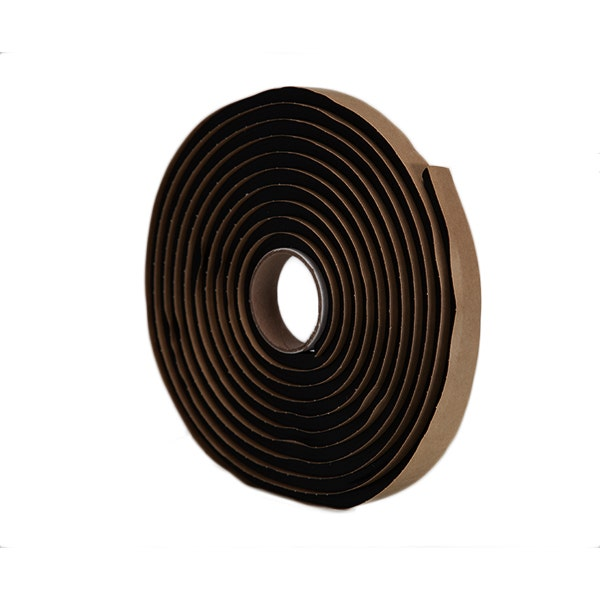 "CRL 5/16"" Butyl Setting Adhesive Tape - Black"