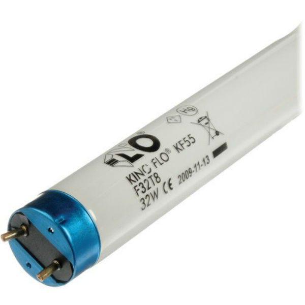 Kino Flo True Match T8 Fluorescent Lamp - 32W/5500K - 4' Uncoated 483-K55