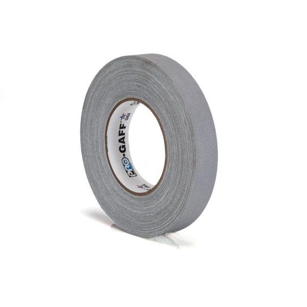 "Pro-Gaff 1"" Gaffer Tape (Camera Tape) - Grey"