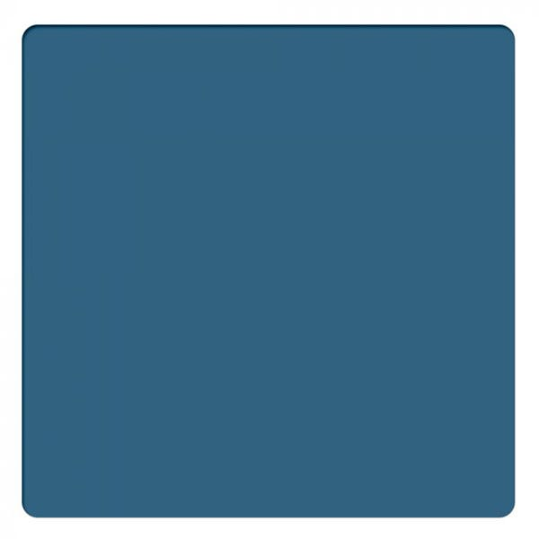 """Schneider Optics 6.6 x 6.6"""" Solid Color Storm Blue 3 Water White Glass Filter"""