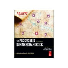 Producer's Business Handbook 3rd Edition by John J. Lee Jr.  & Rob Holt