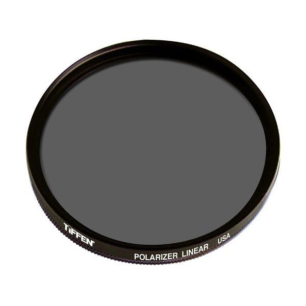 Tiffen 49mm Linear Polarizer Glass Filter