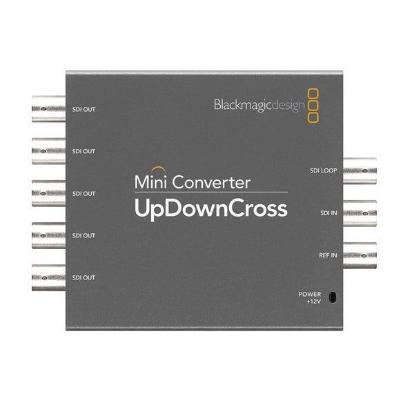 BlackMagic Mini Converter - UpDownCross