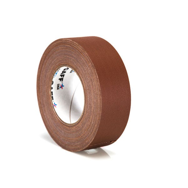 "Pro-Gaff 2"" Gaffer Tape - Brown"